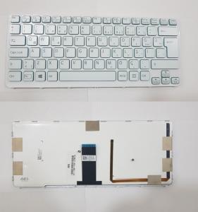 Sony VAIO E14 SVE14 Klavye